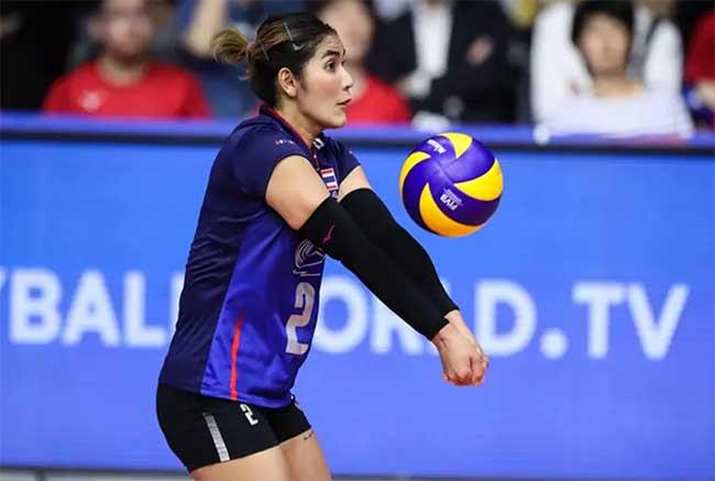 การเล่นลูกบอลด้วยมือและแขน